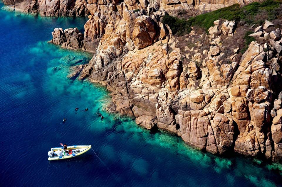 Szardínia varázslatos szigete