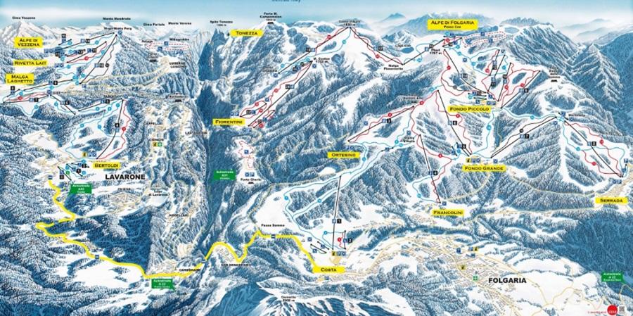 folgaria-ski-pass