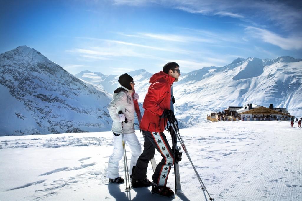 Obergurgl síszállás